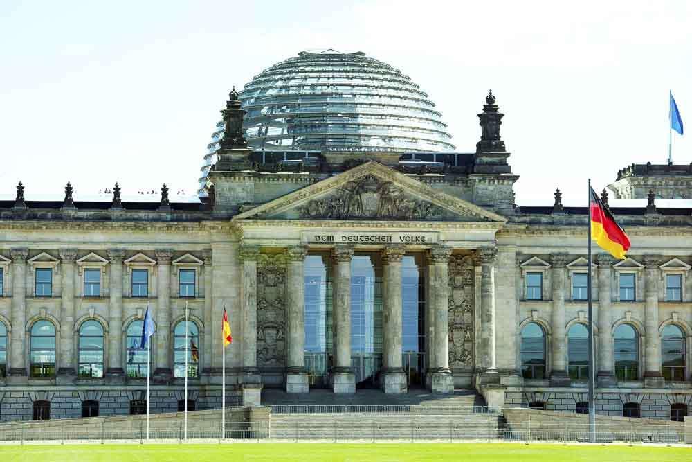 TLC Berlin - Reichstag 1