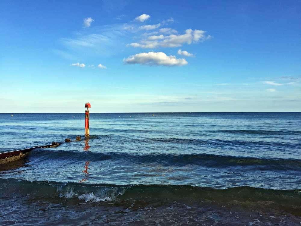 TLC-Bournemouth beach