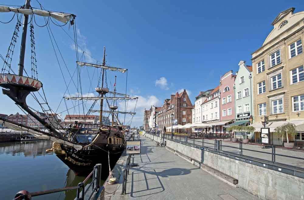 TLC - Gdansk - Długie Pobrzeże 3