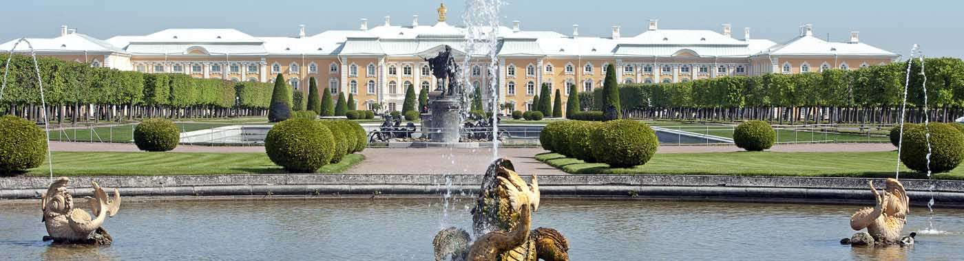 TLC HEADER 4 St Pete - Grand Palace of Peterhof 1 copy