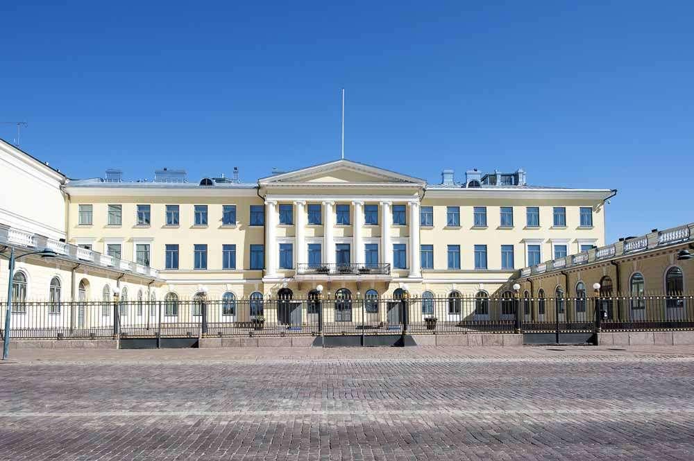 TLC Helsinki - City Hall