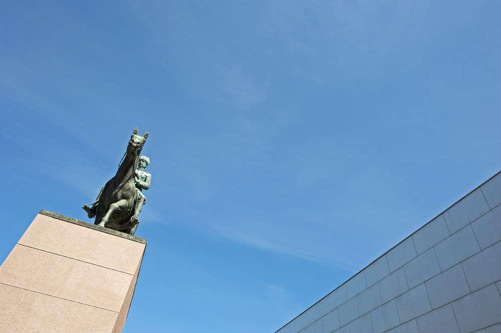 TLC Helsinki - Marshall Manerheim, Museum of Contemporary Art 2