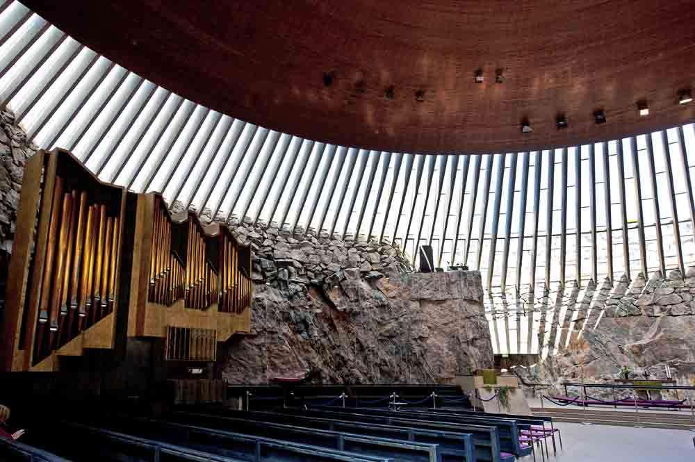 TLC Helsinki - Rock Church