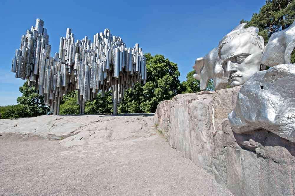 TLC Helsinki - Sibelius Monument, Sibelius Park 2