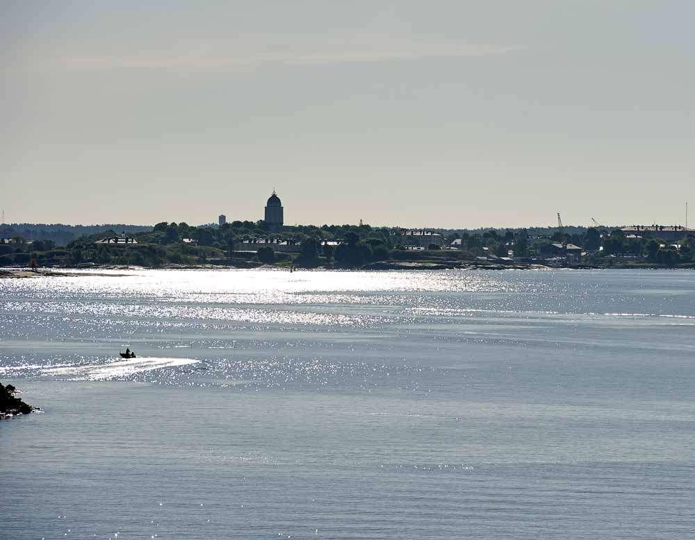 TLC Helsinki - Skyline