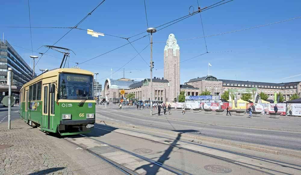 TLC Helsinki - Trams 3