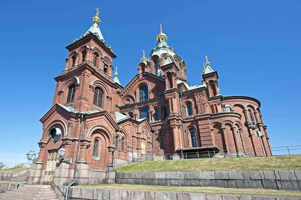 TLC Helsinki - Uspenski Cathedral 2