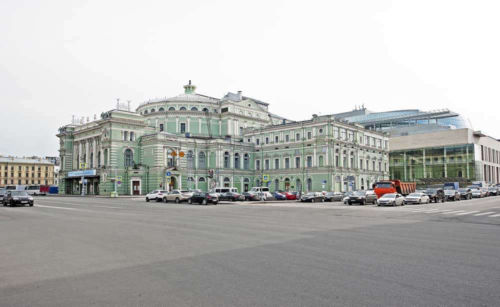 TLC St Pete - Marinsky Theatre