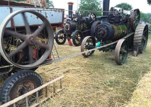 TLC - Traction engine 5