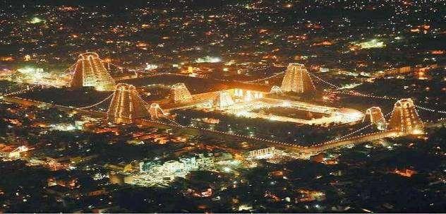 Menakshi Temples