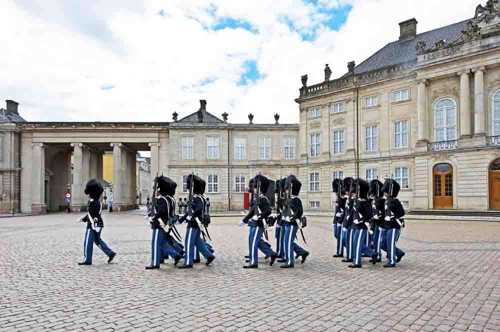 TLC Copenhagen Amalienborg 3
