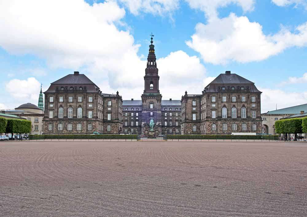 TLC Copenhagen Christiansborg Palace 9