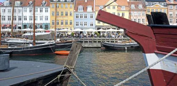 Fairy-tale Copenhagen