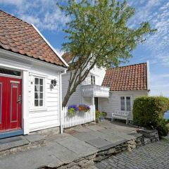 Wooden wonders of Stavanger