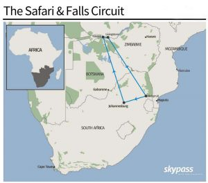 Safari and Falls