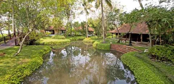 Kumarakom – fit for a King!
