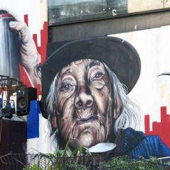 Art & About – Part 1. Graffiti