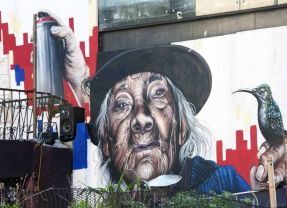 Art & About – Part 1. Graffiti