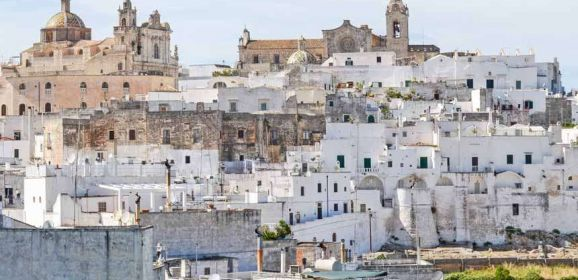 Get lost in Ostuni
