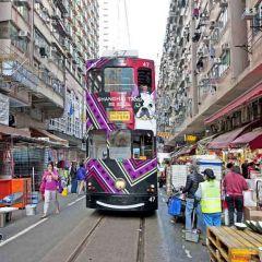 Hong Kong – Chun Yeung's magical Street Market