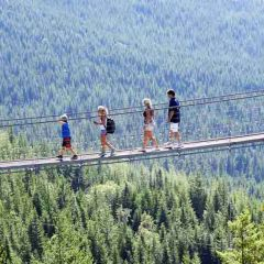 Don't be squeamish en route to Squamish?