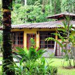 TLC Casa Corcovado, lodge rooms