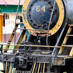 TLC Old plantation freight train, Sierpe 3