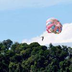 TLC Paraglider, Manuel Antonio