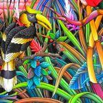 TLC Wall Art, Lost Iguana, Arenal