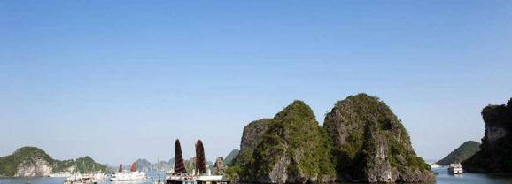 Ha Long? About two days.